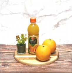 델몬트 오렌지 100% 400ml
